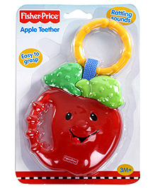 Fisher Price - Apple Teether Multicolor