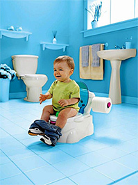 Fisher Price - Cheer For Me Potty White