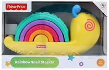 Fisher Price - Rainbow Snail Stacker