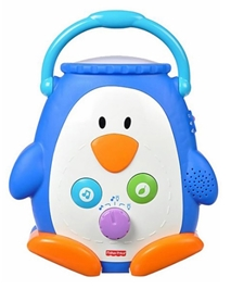Fisher Price - Discover And Grow Select A Show Soother Blue