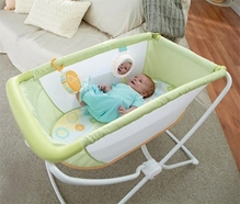 Fisher Price - Rock N Play Portable Bassinet