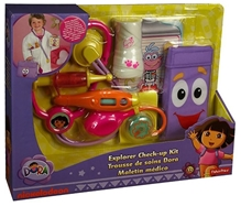 Dora Explorer Check Up Kit