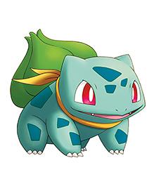 Party Propz Pokemon Theme Cutout Blue - Height 61 Cm