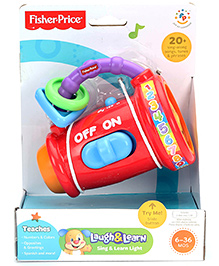 Fisher Price - Laugh And Learn Sing And Learn Light