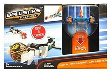 Hot Wheels - Ballistic Full Force Lock And Load Launcher