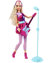 Barbie I Can Be A Pop Star - Pink
