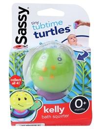 Sassy - Conch Tiny Tubtime Turtle