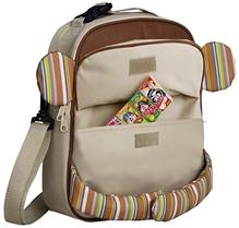 My Milestones - Kids Lunch Picnic Backpack Bag Monkey Style