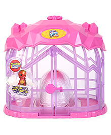 Little Live Pets Dragon Toy In Cage - Pink