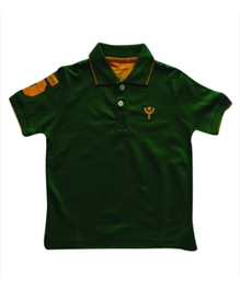 Super Young - Half Sleeves Boys Polo T shirt