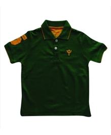 Super Young - Half Sleeves Boys Polo T shirt