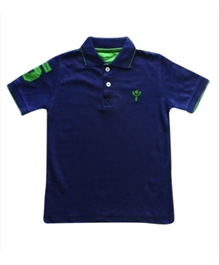 Super Young - Half Sleeves Polo T-Shirt