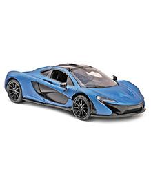 Motormax Die Cast McLaren Toy Car - Blue