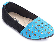 Cute Walk - Belly Shoes With Beads