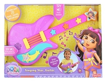 Fisher Price Dora Singing Star Guitar
