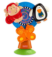Fisher Price - Discover 'n Grow Twirl & Swirl Spinner