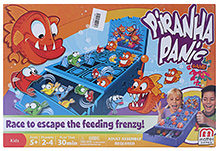 Mattel Piranha Panic Game