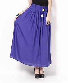 ShopperTree - Plain Long Skirt