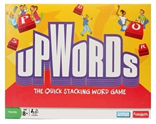 Funskool Upwords - The Quick Stacking Word Game