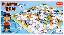 Mighty Raju - Chase Game