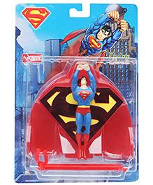 DC Comic Funskool Flyer - Blue Red