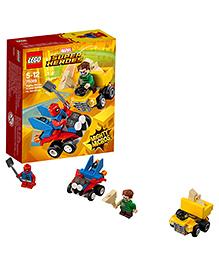 Lego Marvel Super Heroes Mighty Micros Scarlet Spider Vs Sandma - 89 Pieces