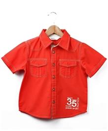 Beebay - Casual Half Sleeves Shirt