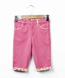 Beebay - Casual Pink Capri