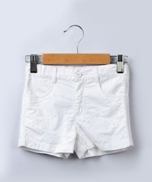 Beebay - Embroidered Shorts