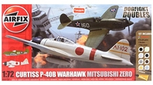 Air Fix - Dogfight Doubles Curtis P 40 & Mitsubishi Zero