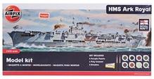 Airfix - Royal Navy HMS Ark Royal 1 : 600 Warship Gift Set