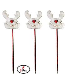 Party Propz Christmas Decoration Pen - Set Of 3