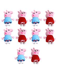 Party Propz Peppa Pig Eraser Set -Set Of 12