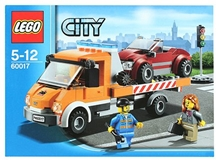 Lego - City Flatbed Truck