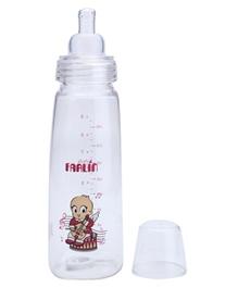 Farlin Top Feeding Bottle Pink - 250 ml