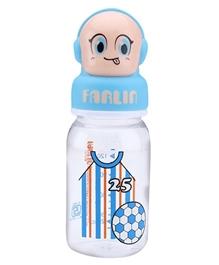 Farlin Sense Developing Feeding Bottle Blue 120 ml
