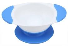 Farlin - 360 Degree Blue Feeding Bowl