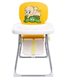 Farlin - Baby Chair Yellow