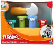 Playskool - Pounding Nail Toy Multi Colour