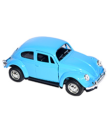 Vibgyor Vibes Collectible Pull Back Die Cast Metal Classic Vintage Beetle  Car Pack Of 1 Colors May Vary)