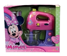 Simba - Minnie Mouse Kitchen Blender With Light And Sound Multi Colour