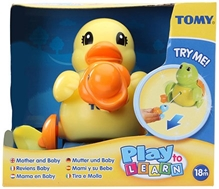 Funskool - Yellow Play To Learn Duck Shape Toy
