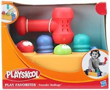 PLayskool - Pounding Bedbugs