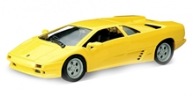 Welly - Lamborghini Diablo Yellow