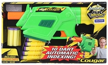 Buzz Bee Toys - Cougar Foam Dart Gun Green