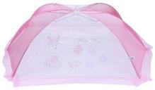 Mee Mee Mosquito Net Pink Buny Print MM37010