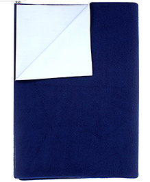Mee Mee Total Dry Matress Protector Navy Blue Large