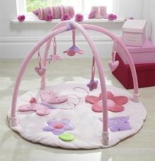 Lollipop Lane Upsy Daisy Play Mat