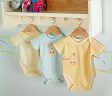 Lollipop Lane - Pack of 3 Will I Be Big Onesies