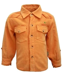 Gron - Full Sleeves Two Front Pockets Shirt